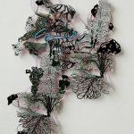 Entre chien et loup I (2014), 51 x 80 cm