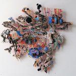 Home sweet home II (2017), 48 x 75 cm