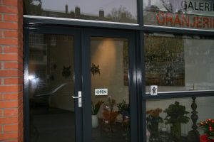 Galerie Oranjerie Amsterdam, Reflections (solo)